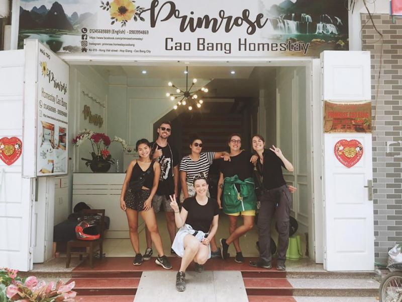 Primrosé Homestay Cao Bang