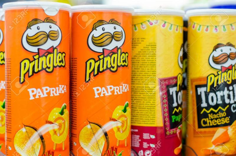 Top 13 thương hiệu snack khoai tây ngon nhất trên thế giới