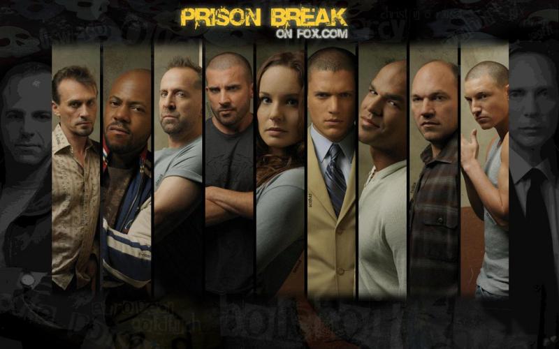 Prison Break (2005 – 2009)