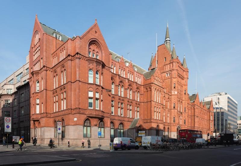 Tập đoàn bảo hiểm Prudential tại Vương Quốc Anh.