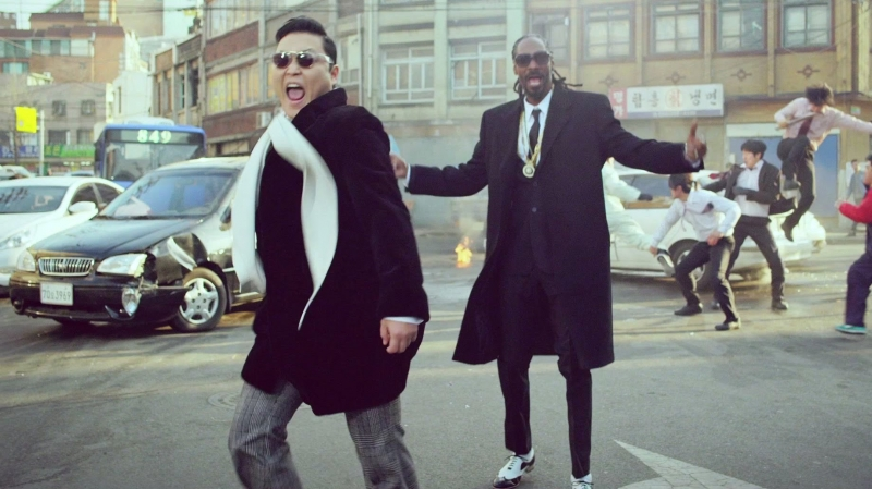 Hangover - PSY (feat. Snoop Dogg)
