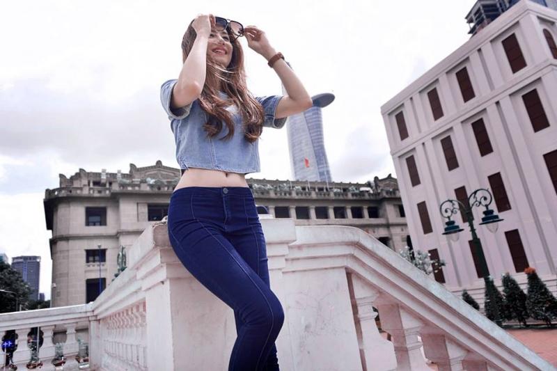 Các mẫu quần jeans được PT200 rất chú trọng về chất liệu, độ bền màu và khả năng giữ form dáng