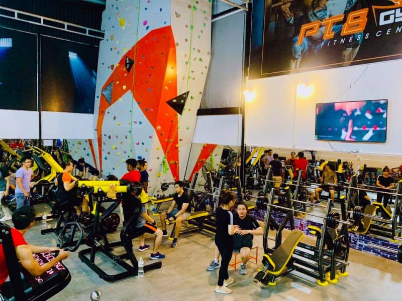 PT8 Gym - Fitness & Yoga