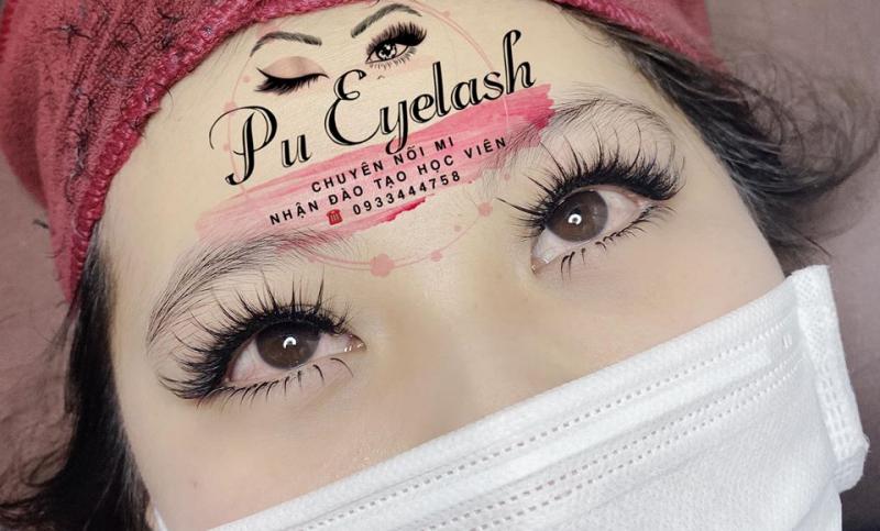 Pu Eyelash