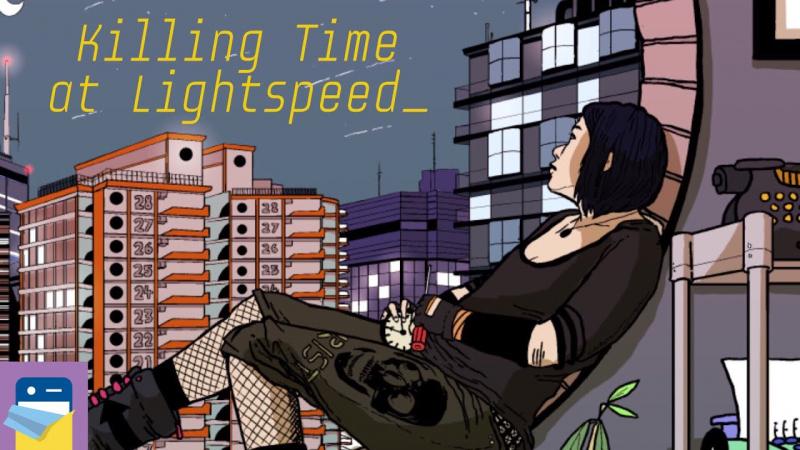 Killing Time At Lightspeed