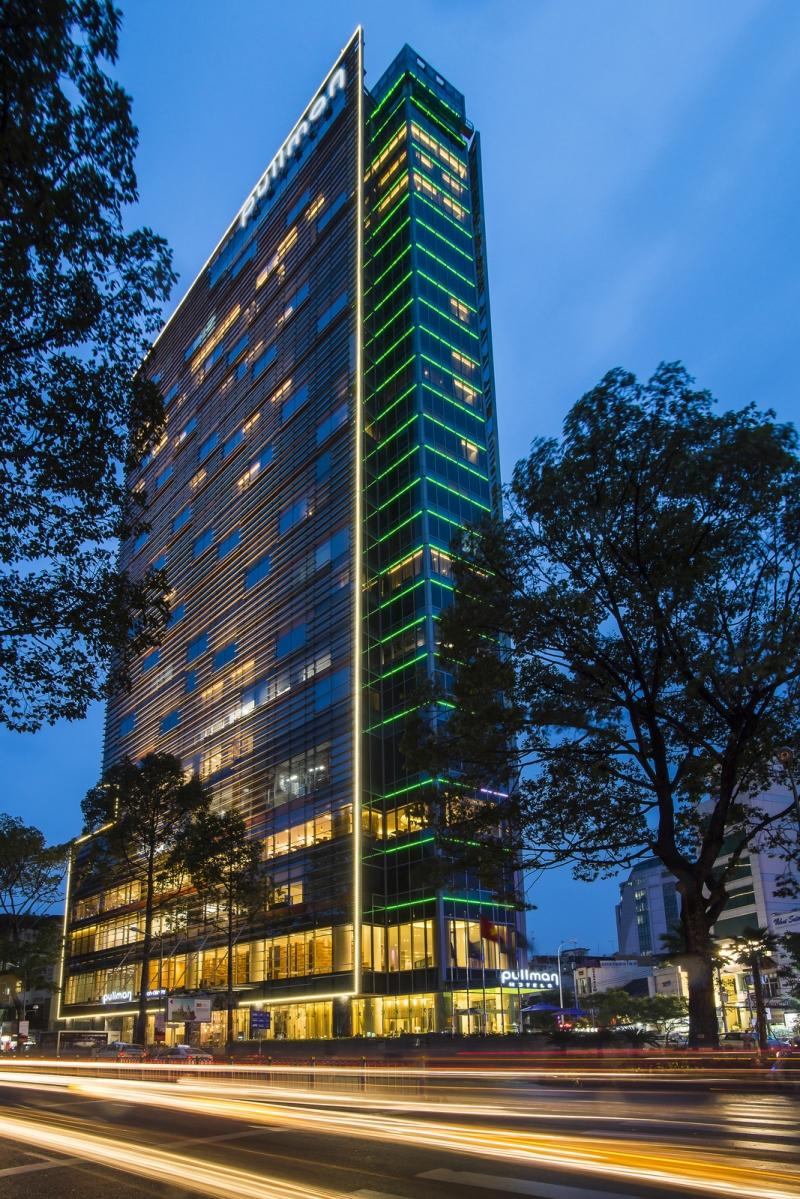 Khách Sạn Pullman Sài Gòn