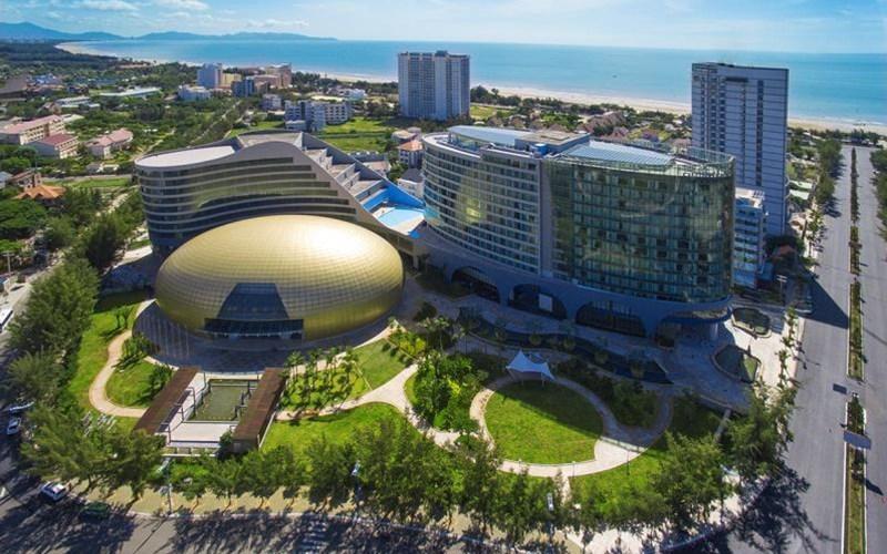 Pullman Vung Tau là khách sạn đạt chuẩn quốc tế 5 sao