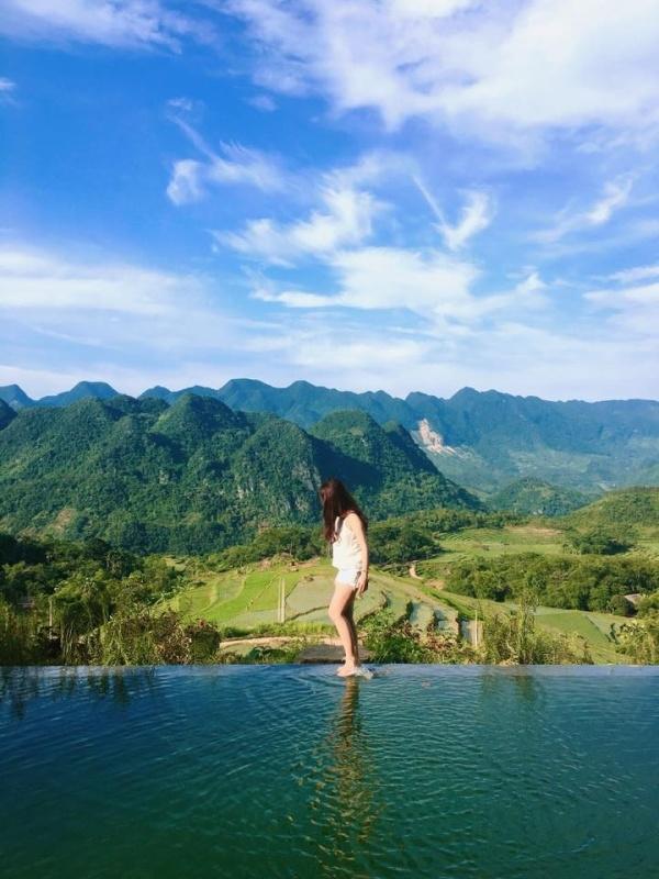 Puluong Retreat cũng nằm trong danh sách những resort trên mây
