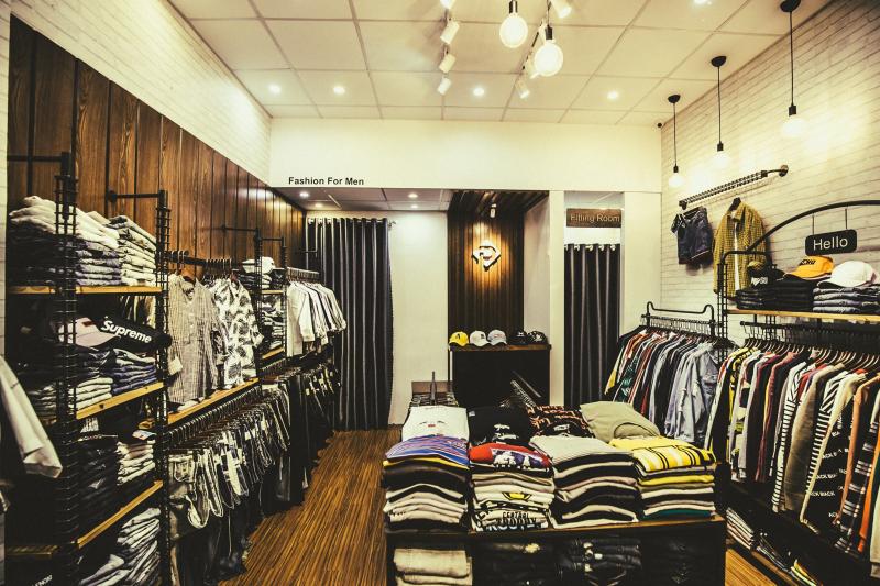 Cửa hàng thời trang nam PUN