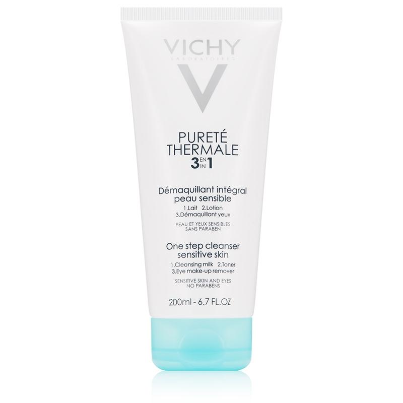 Purete Thermale 3 In 1-One Step Cleanser Sensitive Skin