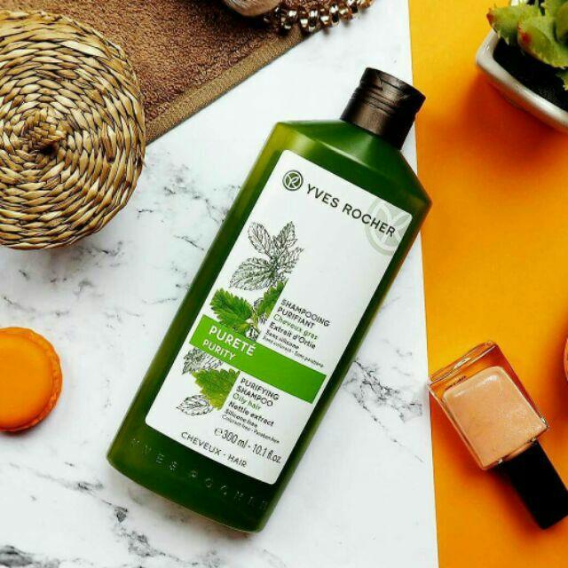 Purifying Shampoo Yves Rocher