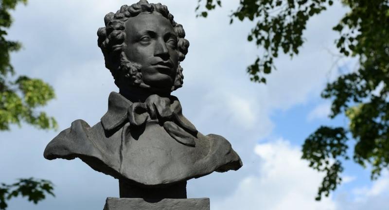Tượng của Pushkin