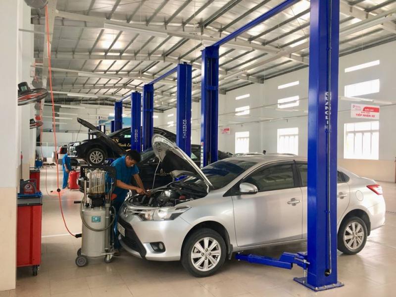 Top 6 Xưởng/Gara sửa chữa ô tô uy tín và chất lượng ở Vũng Tàu