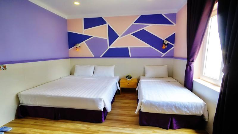 Phòng nghỉ tại Q Songchi