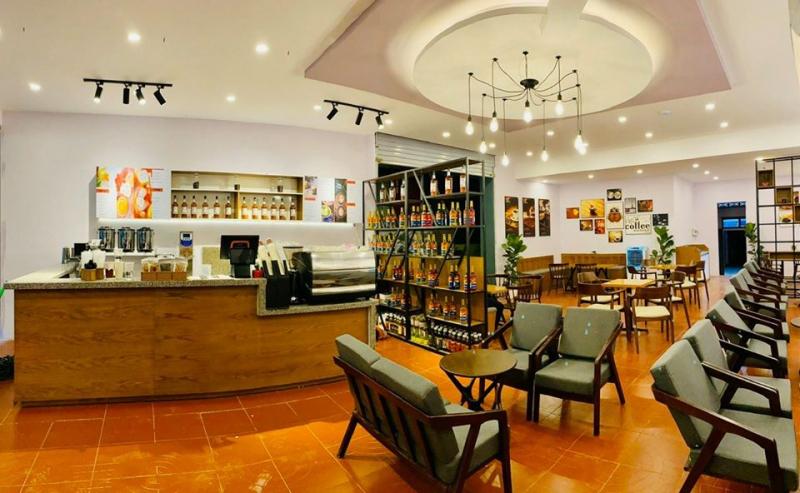 Q Tea & Coffee Bồng Sơn
