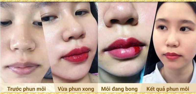 Top 6 Địa chỉ phun môi đẹp nhất Quận Thanh Xuân, Hà Nội