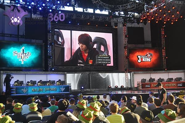 QTV tại giải đấu LMHT Quốc tế
