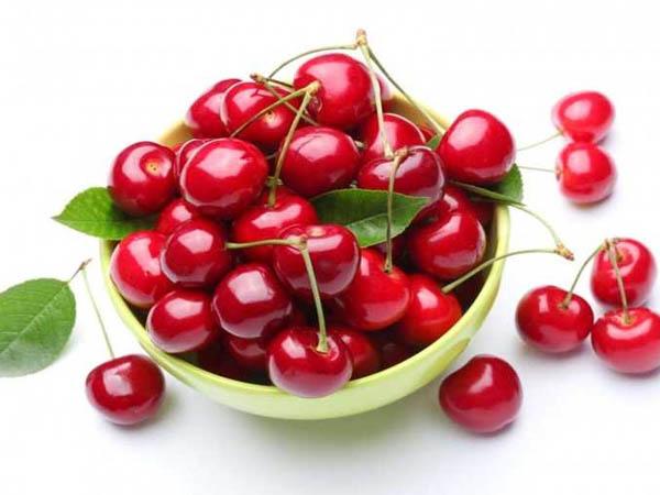 Quả cherry hay còn gọi là quả anh đào