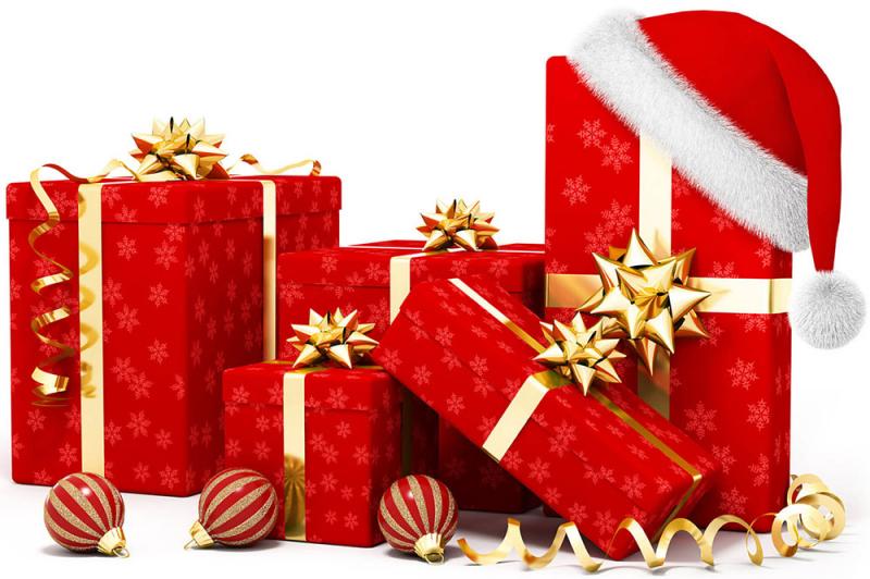 Những món quà nhỏ bé, chứa vô vàn tình yêu. Chúc bạn Giáng Sinh ngập tràn hạnh phúc.