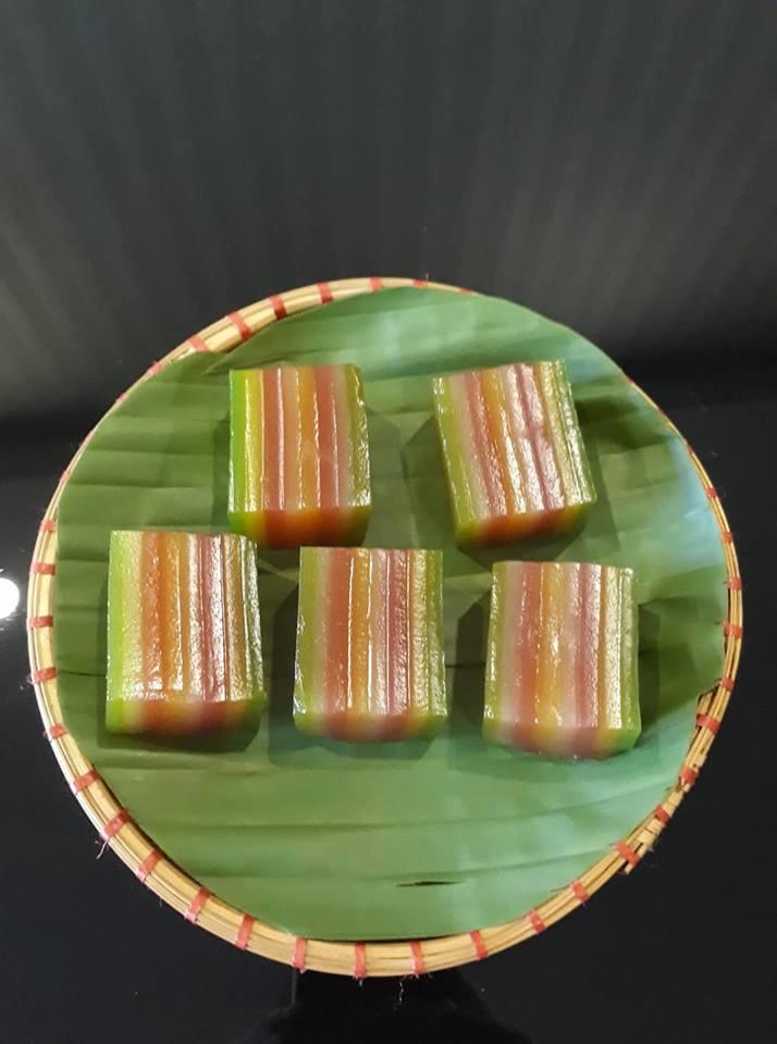 Quà quê - bánh truyền thống 1A Đinh Liệt