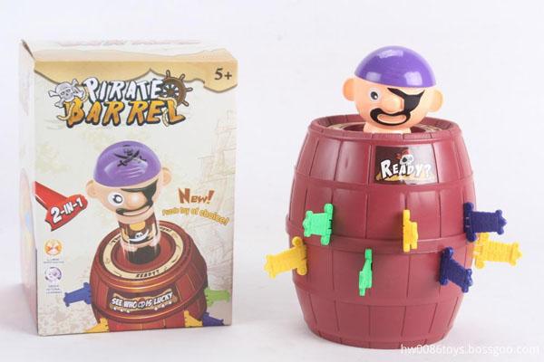 Bộ đồ chơi hải tặc