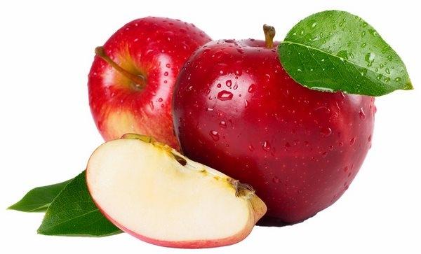 Quả táo giúp kiểm soát cân nặng rất tốt.