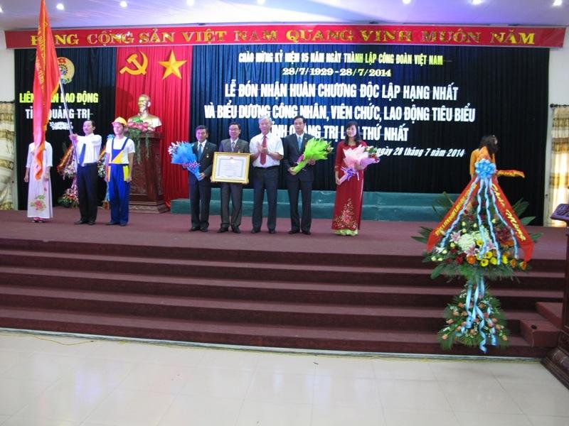 Kỉ niệm ngày thành lập Công Đoàn Việt Nam