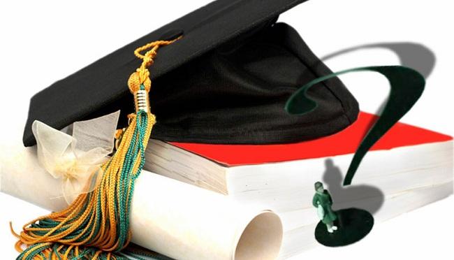 Tấm bằng đại học chỉ chứng minh rằng bạn đã nền tảng kiến thức, còn thực tiễn kinh nghiệm thì chưa