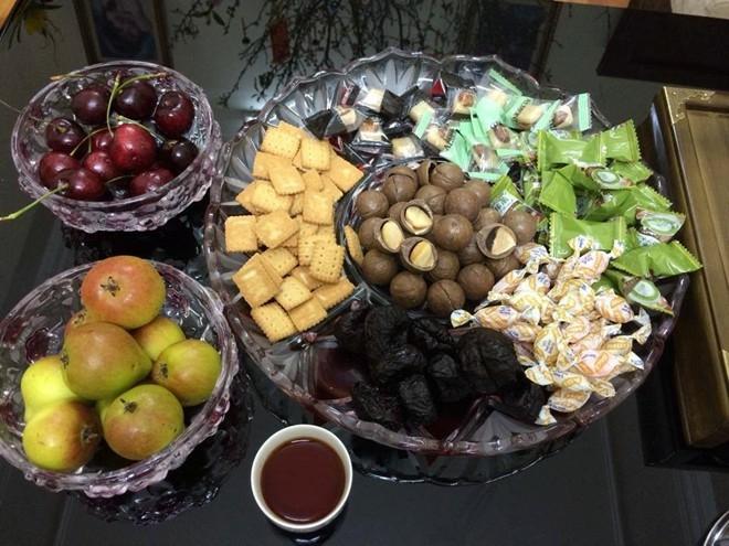 Quà Việt Nam - Hoa Quả Sấy & Hạt Sấy