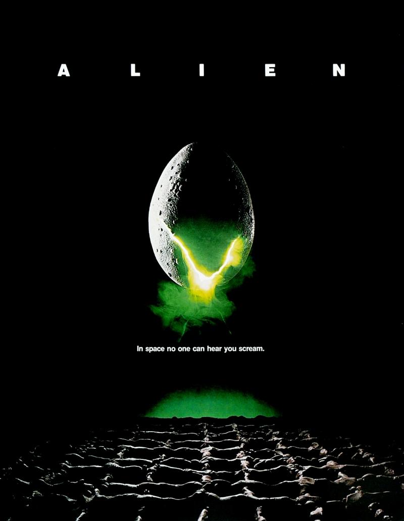 Poster phim Alien năm 1979