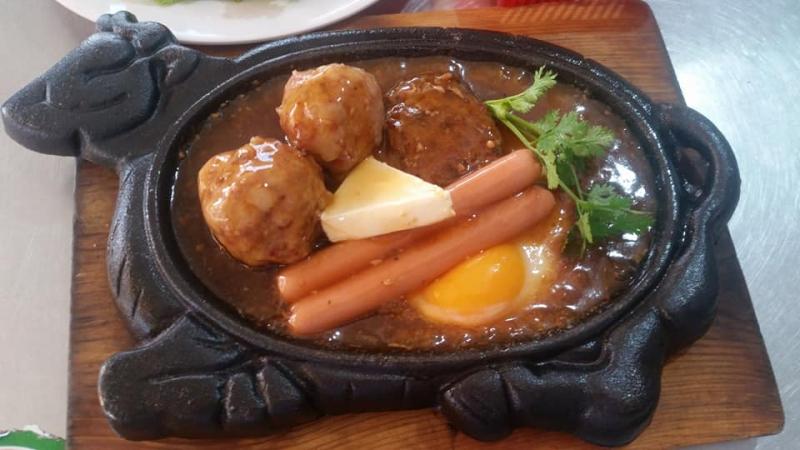 Quán ăn 134 Phan Đình Phùng