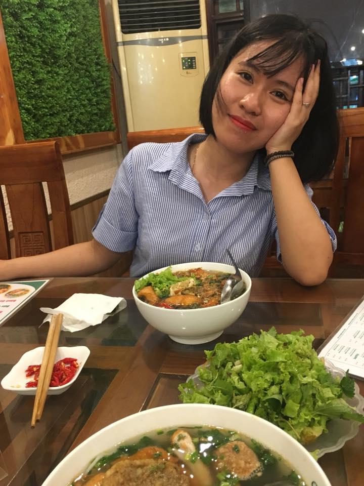 Quán 16- bún cá- bánh đa cua Hải Phòng