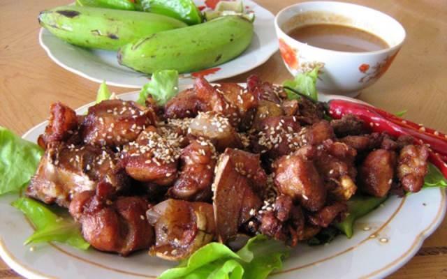 Món ăn hấp dẫn được chế biến từ dê