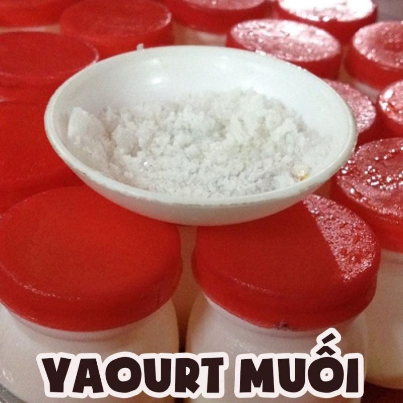 Làng Yauourt muối