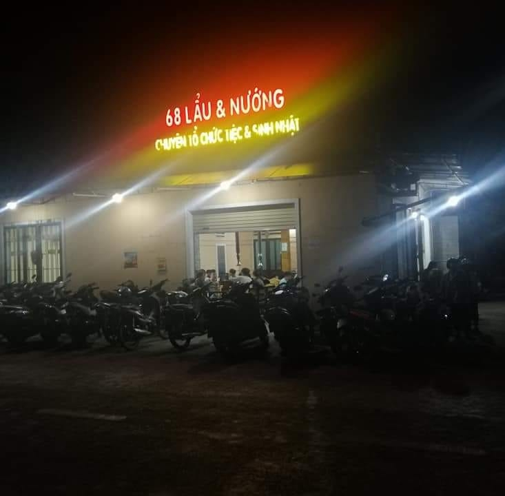 Quán 68 Quỳnh Bá