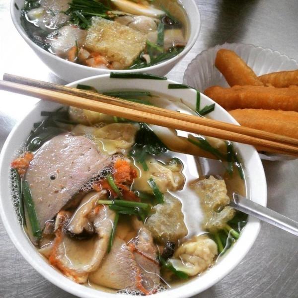 Quán ăn Bình Tây quán ăn sinh viên ngon rẻ, nổi tiếng nhất ở Hà Nội