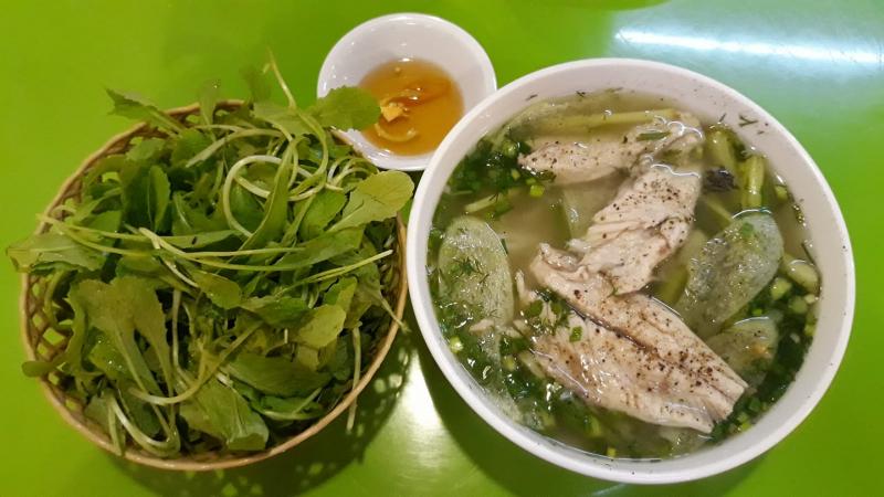 Quán An - Bún Cá Rô Đồng - Lê Quang Định