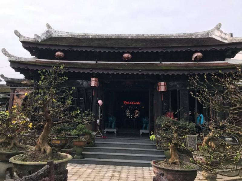 Quán ăn Chay Tịnh Lâm Nhi