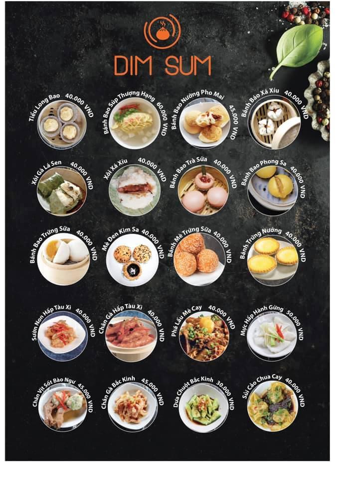 Quán ăn Dim Sum - 45A/1 Ngô Gia Tự