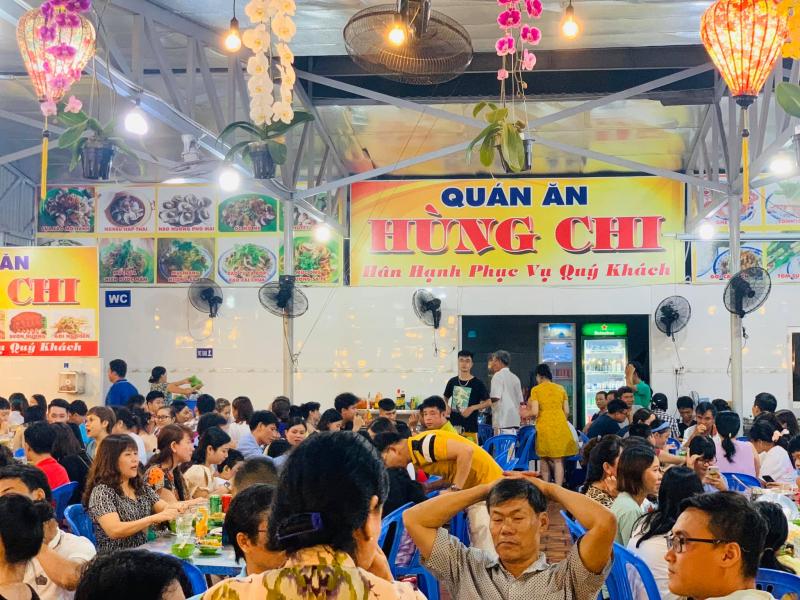 Quán ăn Hải Sản Hùng Chi