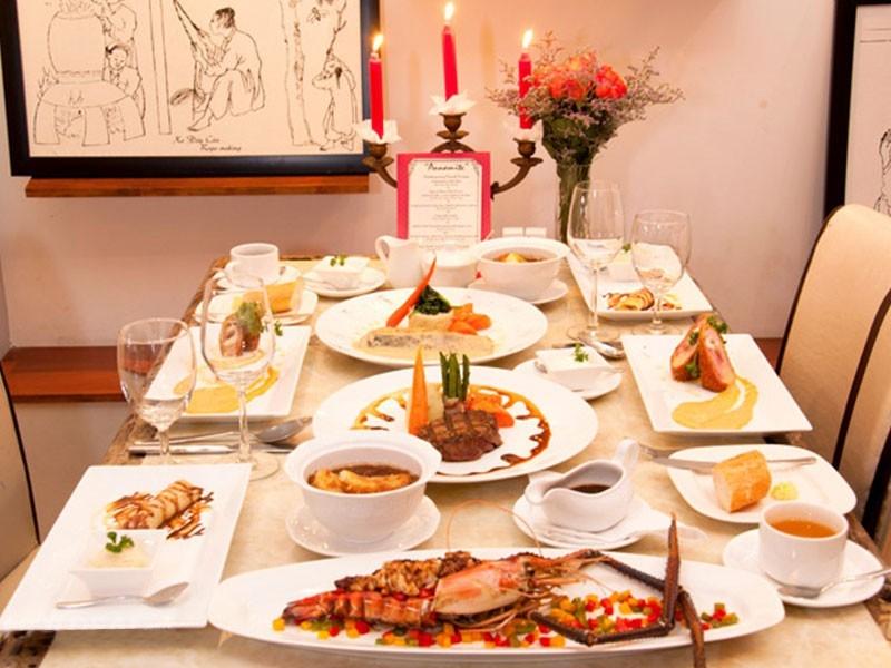 Top 9 quán ăn món Pháp ngon và sang trọng nhất TP. Hồ Chí Minh