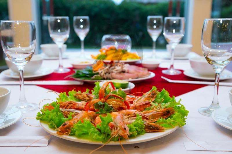 Quán ăn ngon ở Thiên Cầm