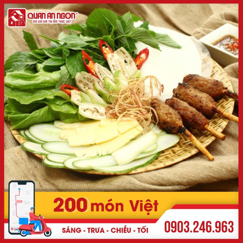 Quán ăn Ngon Phan Bội Châu
