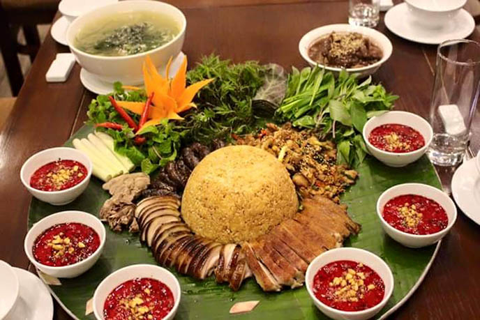 Top 10 Quán ăn ngon trên đường Hoàng Ngân, Quận Cầu Giấy, Hà Nội