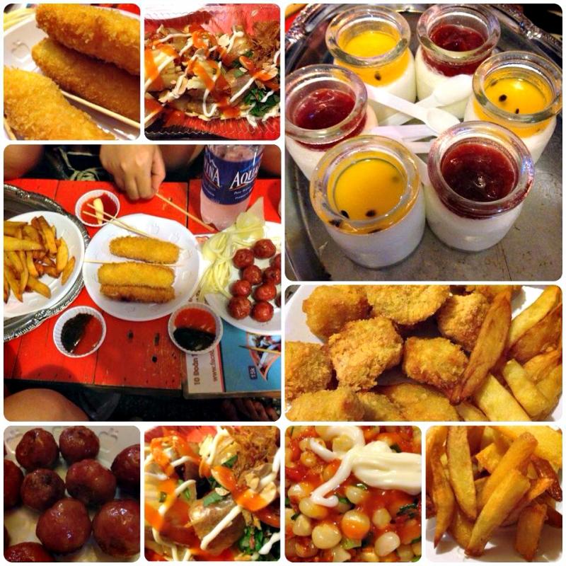 Top 18 quán ăn vặt