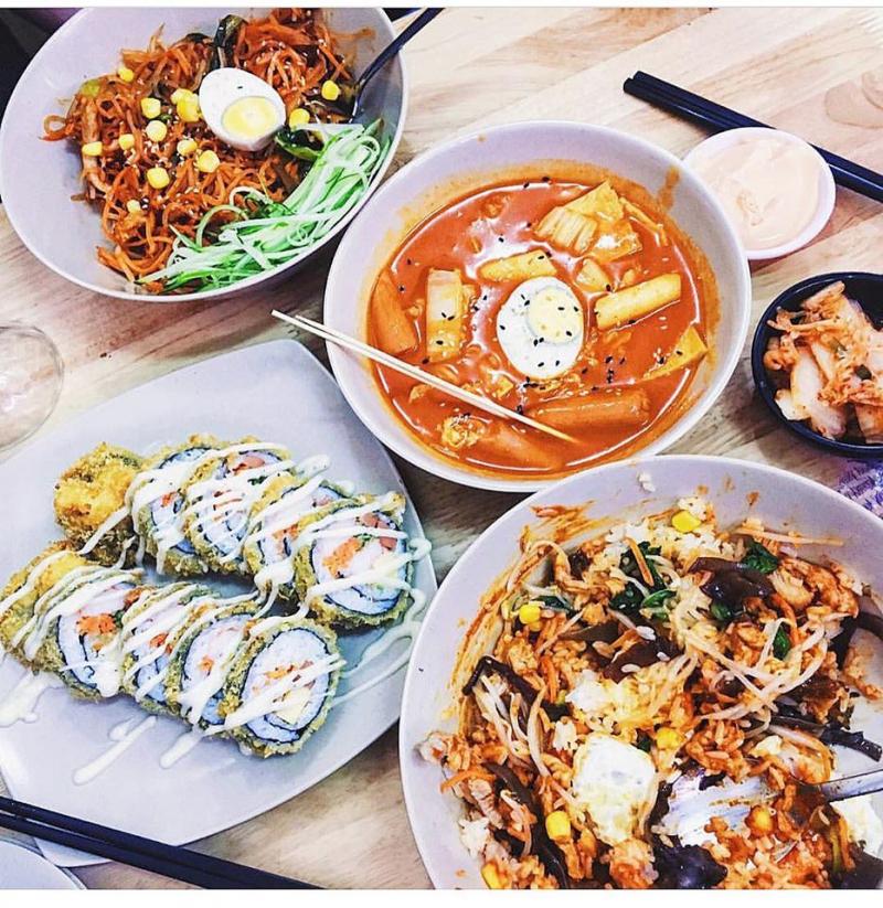 Top 7 Quán ăn vặt ngon nhất tại Quận Tân Bình, TP.HCM