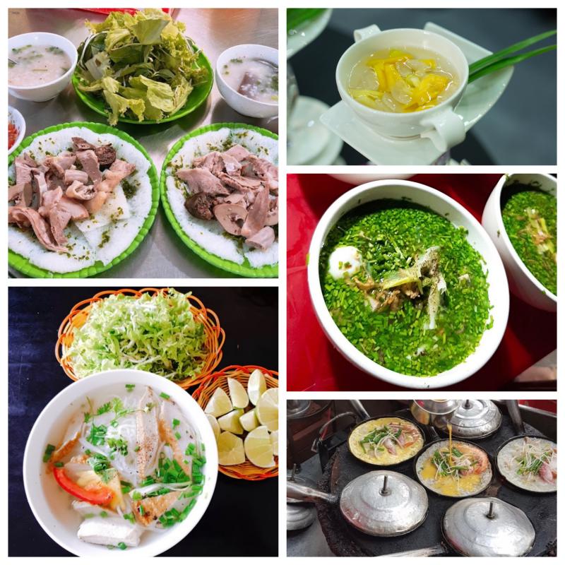 Top 20 Quán ăn vặt ngon và rẻ ở Tuy Hòa, Phú Yên