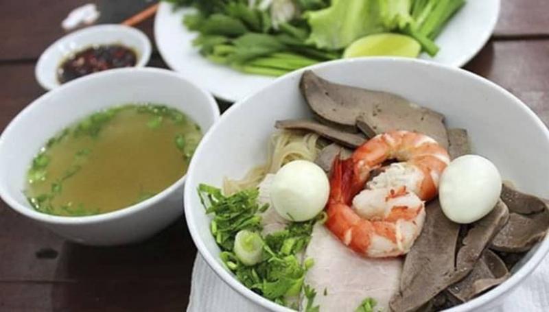 Quán Anh - Hủ Tiếu Nam Vang