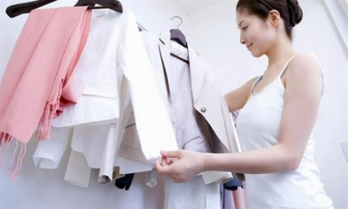 Quần áo sạch sẽ