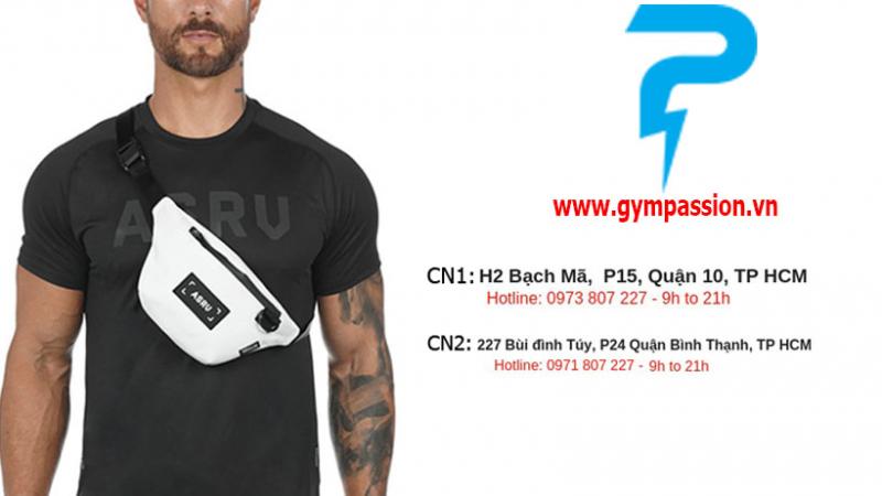 Quần áo tập gym nam - GYM Passion
